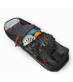 V110滚轮行李箱黑色打包