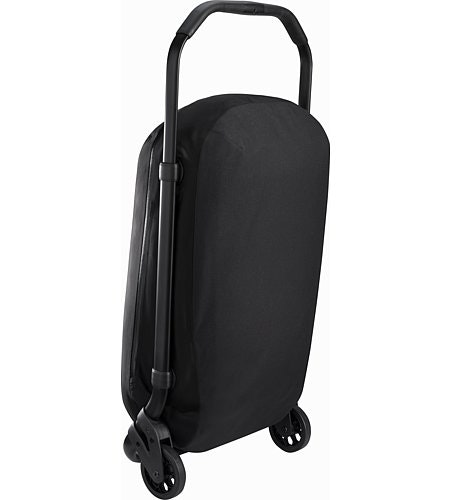V80 Rolling Duffle Black Back