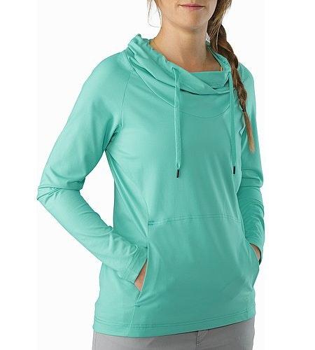 Varana Shirt LS Women's Halcyon Hand Pockets