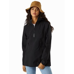 Venda Anorak Women's Black Outfit