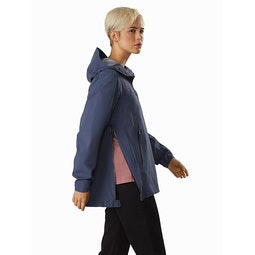 Venda Anorak Women's Exosphere Side View 1