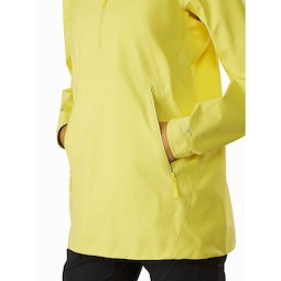 Venda Anorak Women's Zenith Hand Pocket