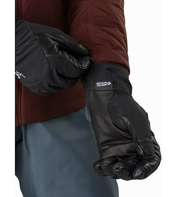Venta AR Glove Black Fit