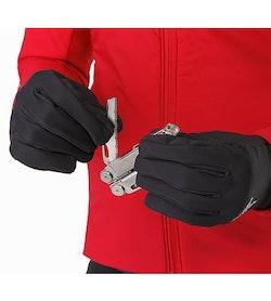 Venta Glove Black Dexterity