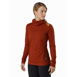 Vertices Hoody Women's Dark Sunhaven Front View