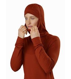 Vertices Hoody Women's Dark Sunhaven Hood