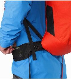 Voltair 20 Backpack Cayenne Hipbelt