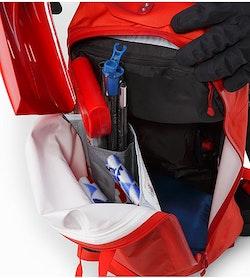 Voltair 20 Backpack Cayenne Internal Tool Pocket