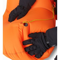 Voltair 30 Backpack Cayenne Balloon Initial Deflation