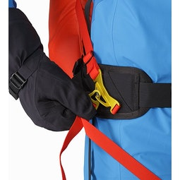 Voltair 30 Backpack Cayenne Single leg Safety Loop
