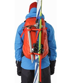 Voltair 30 Backpack Cayenne Ski Carry System