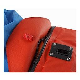 Voltair 30 Backpack Cayenne Top Zipper