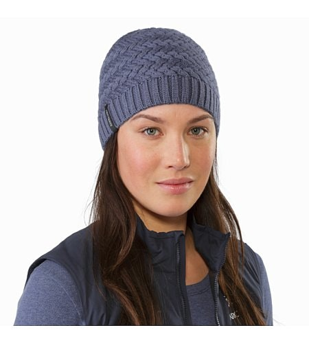 Waffle Toque Nightshadow Front View