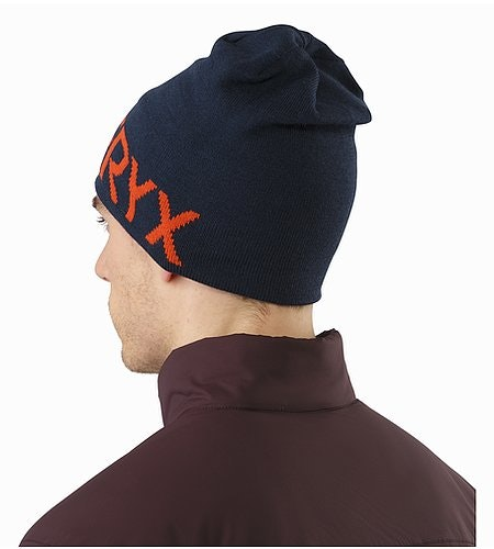 Word Head Long Toque Kingfisher Rooibos Back View
