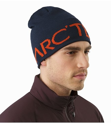 Word Head Long Toque Kingfisher Rooibos Front View