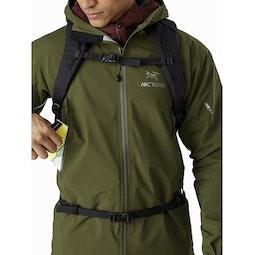 Zeta AR Jacket Bushwhack Hand Pocket