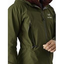 Zeta AR Jacket Bushwhack Waist Adjuster