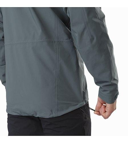 Zeta AR Jacket Neptune Hem Adjuster