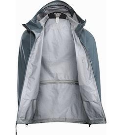 Zeta AR Jacket Neptune Internal View