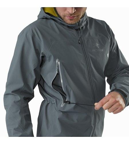 Zeta AR Jacket Neptune Waist Adjuster