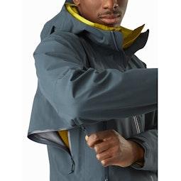 Zeta AR Jacket Paradox Pit Zip
