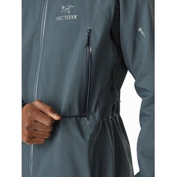 Zeta AR Jacket Paradox Waist Adjusters