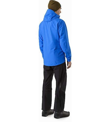 Zeta AR Jacket Rigel Back View
