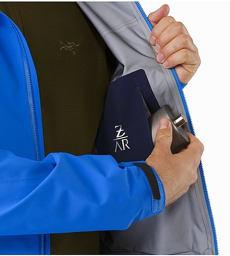 Zeta AR Jacket Rigel Internal Pocket