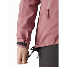 Zeta AR Jacket Women's Momentum Hem Adjuster