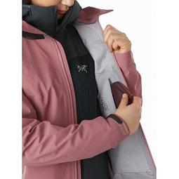 Zeta AR Jacket Women's Momentum Internal Security Pocket