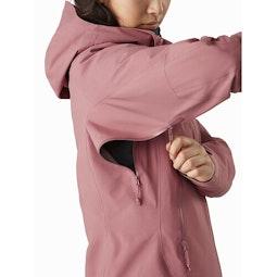 Zeta AR Jacket Women's Momentum Pit Zip