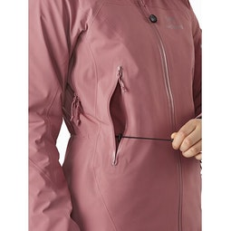 Zeta AR Jacket Women's Momentum Waist Adjuster