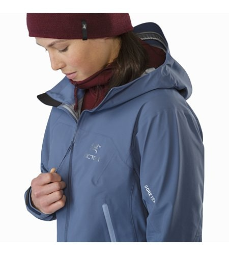 Zeta AR Jacket Women's Nightshadow Collar