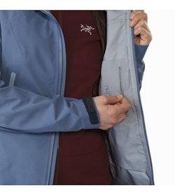 Zeta AR Jacket Women's Nightshadow Internal Security Pocket