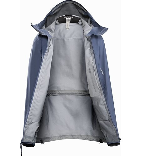 Zeta AR Jacket Women's Nightshadow Internal View