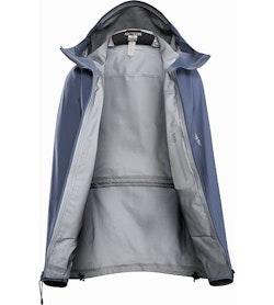 Zeta AR Jacket Women's Nightshadow Internal View