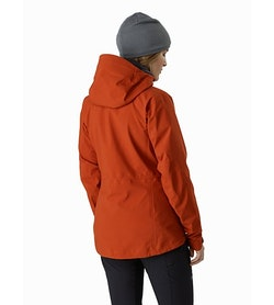 Zeta AR Jacket Women's Sunhaven Back View