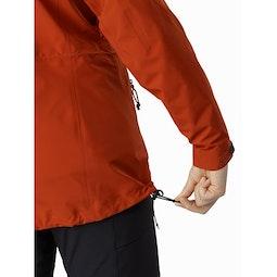 Zeta AR Jacket Women's Sunhaven Hem Adjuster