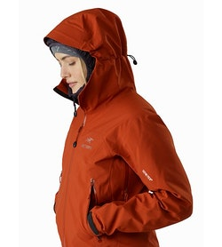 Zeta AR Jacket Women's Sunhaven Hood
