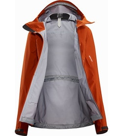 Zeta AR Jacket Women's Sunhaven Interior View