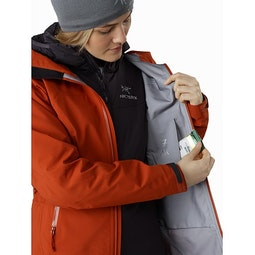 Zeta AR Jacket Women's Sunhaven Internal Security Pocket