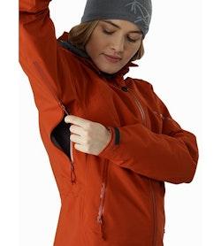 Zeta AR Jacket Women's Sunhaven Pit Zip