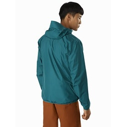 Zeta FL Jacket Paradigm Back View