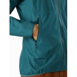 Zeta FL Jacket Paradigm Hand Pocket