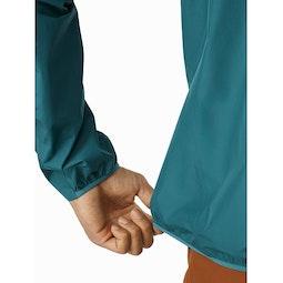 Zeta FL Jacket Paradigm Stretch Hem