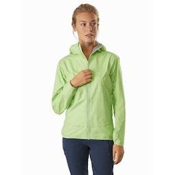 Zeta FL Jacket Women's Bioprism Front View