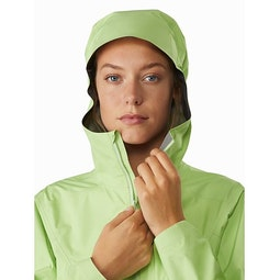 Zeta FL Jacket Women's Bioprism Hood Up