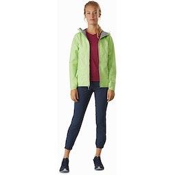 Zeta FL Jacket Women's Bioprism Outfit