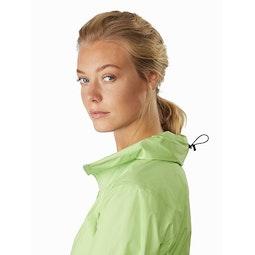 Zeta FL Jacket Women's Bioprism Stowed Hood
