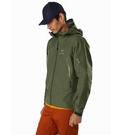 Zeta LT Jacket Arbour Outfit